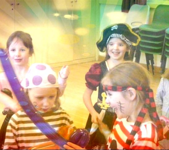 Miss Sparkles' Harry Potter School