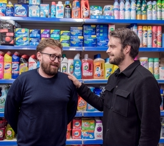110% JOHN KEARNS AND PAT CAHILL - SOLD OUT!