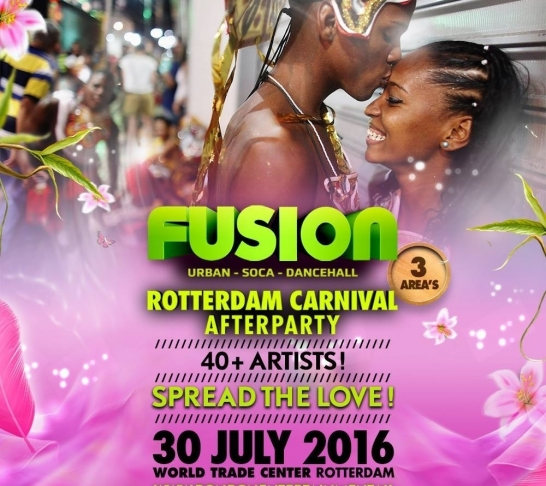 Fusion - Rotterdam Carnival Afterparty