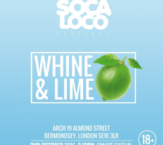 Soca Loco | Whine & Lime