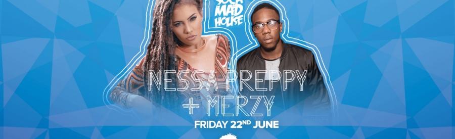 Soca Madhouse : Concert Series - Nessa Preppy x Merzy