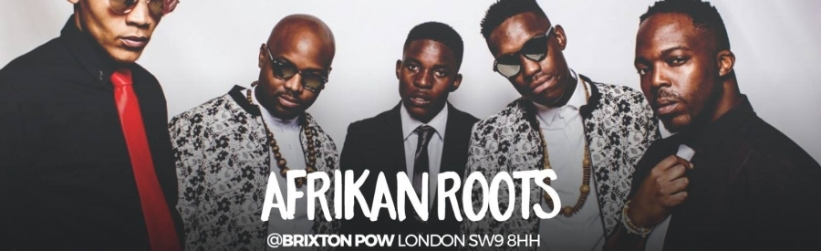 AFRIKAN ROOTS
