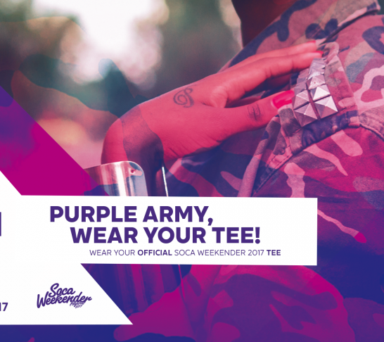 Soca Madhouse Purple Army Fete w/ Shortpree