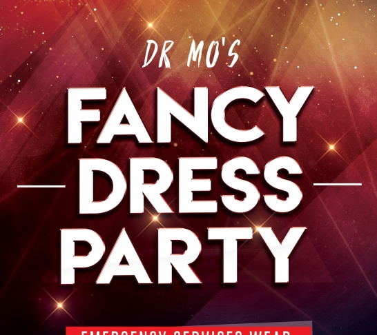 DR MO's Fancy Dress Party