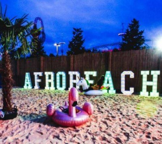 AfroBeach | Bank Holiday Pop Up Party