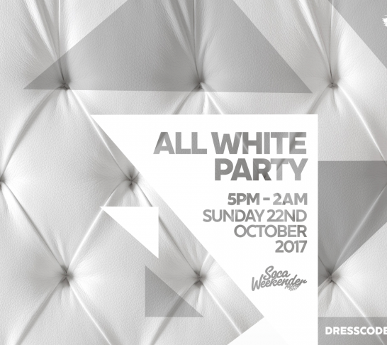 Socaloco All White Party w/ Preedy