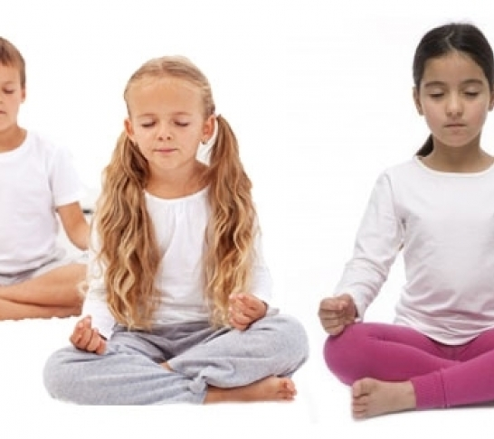 Yoga and Mindfulness (8 - 11 year olds)