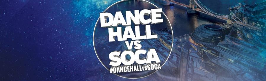 Dancehall vs Soca