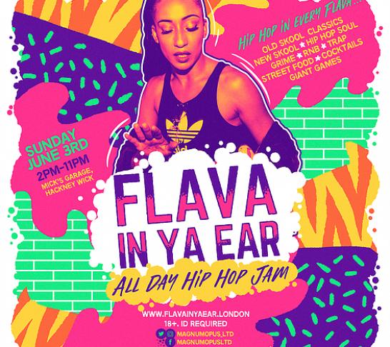 FLAVA IN YA EAR | All Day Hip Hop Jam