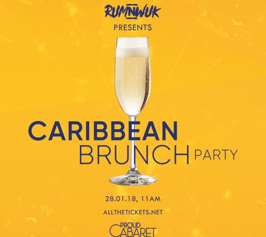 Caribbean Brunch Party