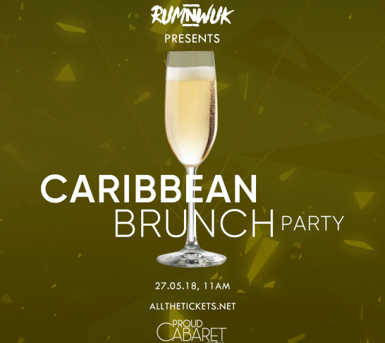 Caribbean Brunch Party May