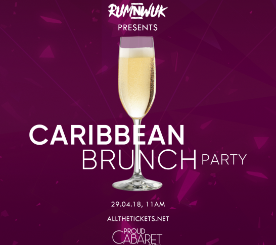 Caribbean Brunch Party April