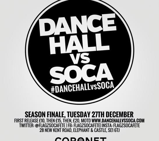 Dancehall vs Soca London | Season Finale