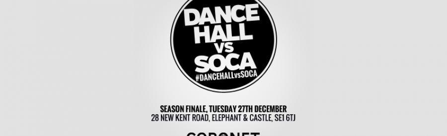 Dancehall vs Soca London | Season Finale