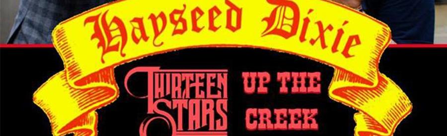 Hayseed Dixie - Live