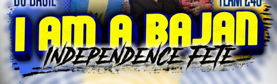 I Am A Bajan (Independence Fete)