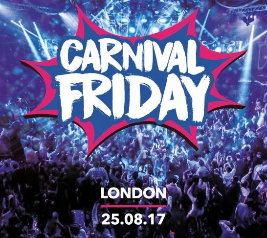 Carnival Friday NHC 2017