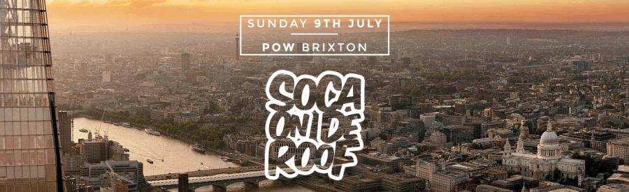 Soca On De Roof