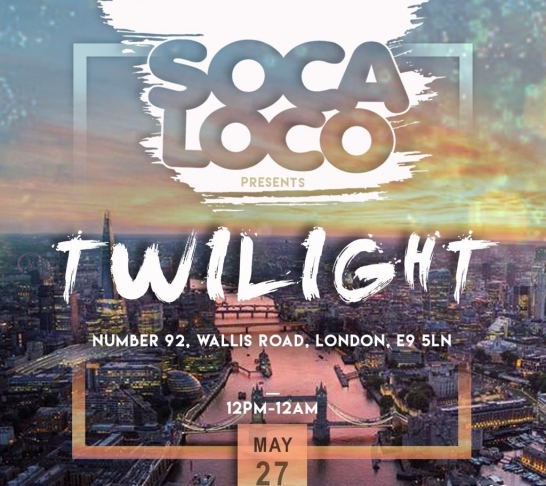 Soca Loco - Twilight