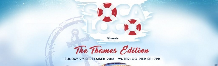 Soca Loco - The Thames Edition