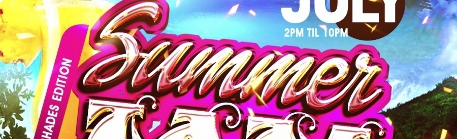 Caribbean Sessions - Summer Jam (Shorts & Shades Edition)