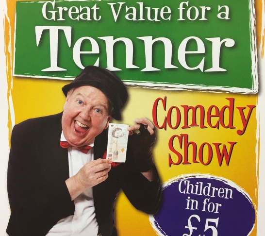 The Jimmy Cricket Laughter Show
