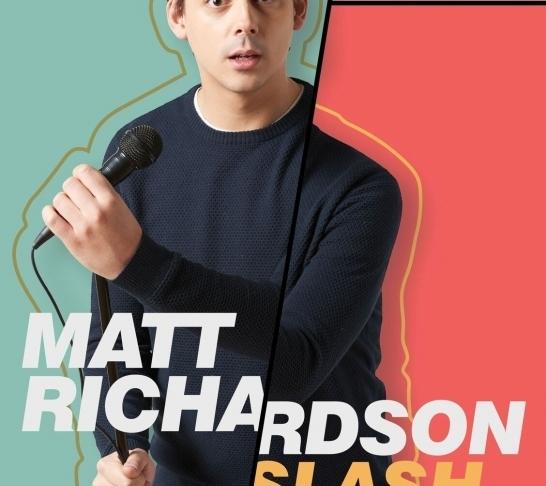 Matt Richardson: Slash