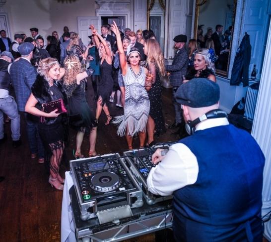 The Royal Wedding  Cabaret Mansion Party