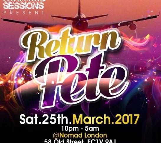Caribbean Sessions - Return Fete