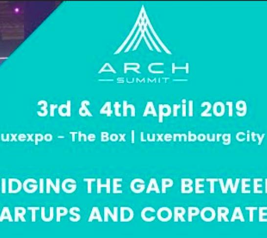 Startup Pass @ Arch Summit 2019