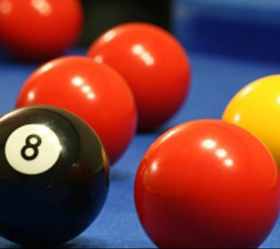 Scotland 8 Ball Open Singles Pool Tournament