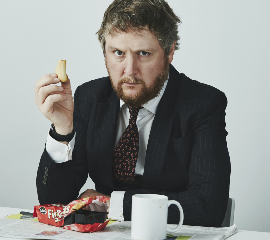 Tim Key: He Used Thought as a Wife (The Recital)