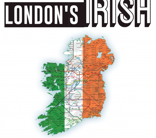 London's Irish St Patrick's Day Special