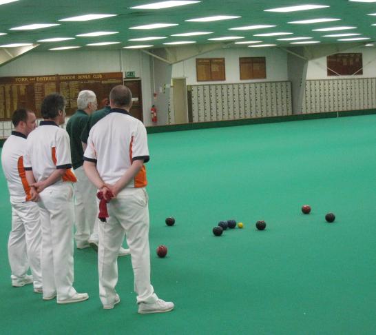 Scotland Indoor Bowls Open Pairs Tournament