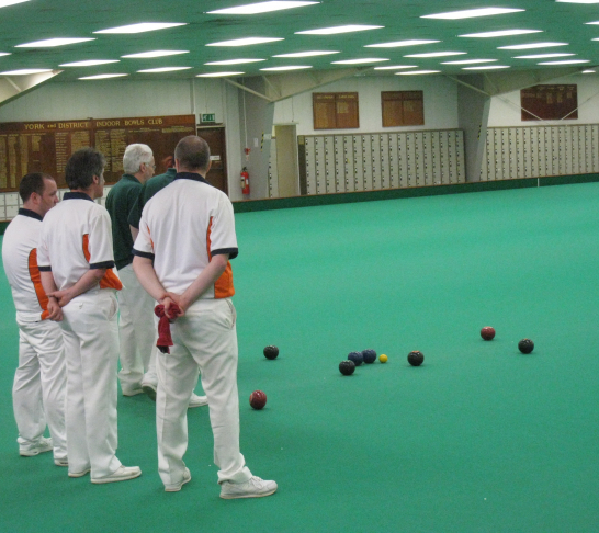 Wales Indoor Bowls Open TriplesTournament