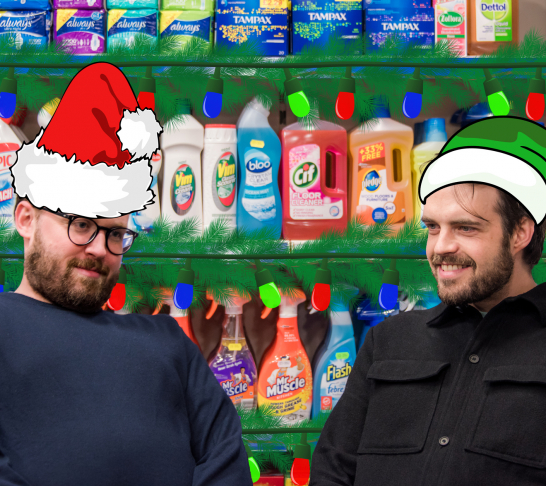 110% John Kearns and Pat Cahill: Christmas Special