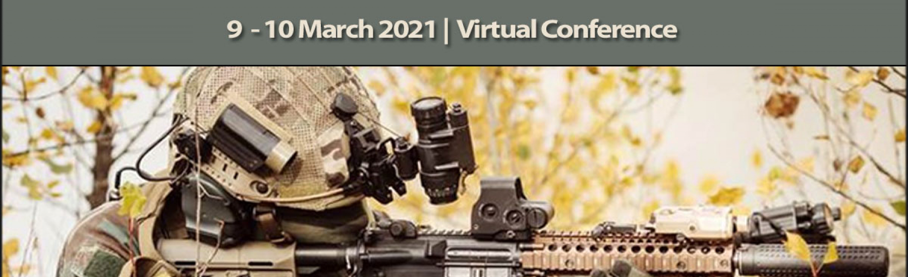Future Soldier Technology 2021 (Virtual Conference)