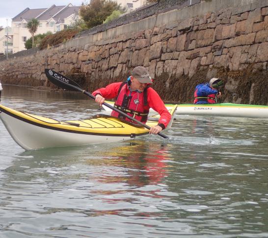 Merseyside Area | Weekend Sea Kayaking Course: Intro-mediate with Sea Kayaking Anglesey