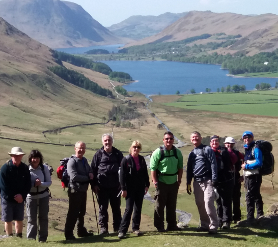 National | Peak District Hill Walking Trip