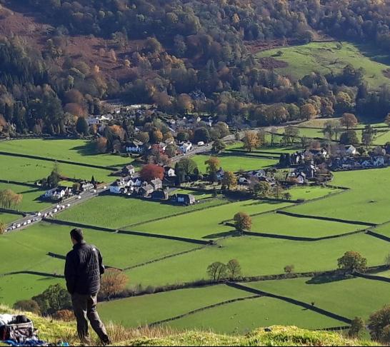 National | Windermere, Lake District Walking Trip