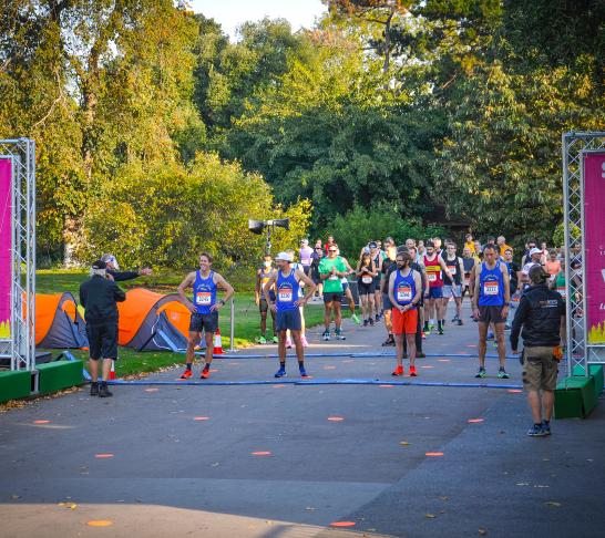 10k Race at Royal Botanic Gardens Kew