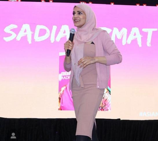 Sadia Azmat: Keeping Up With The Caucasians