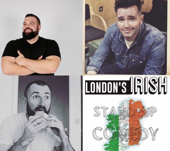 London's Irish St Patrick's Day Special