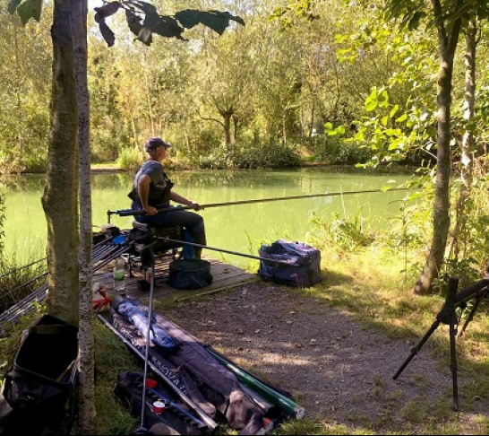 Manchester Area | Coarse Fishing Competition