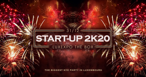 Start-up 2k20 at Luxexpo the Box