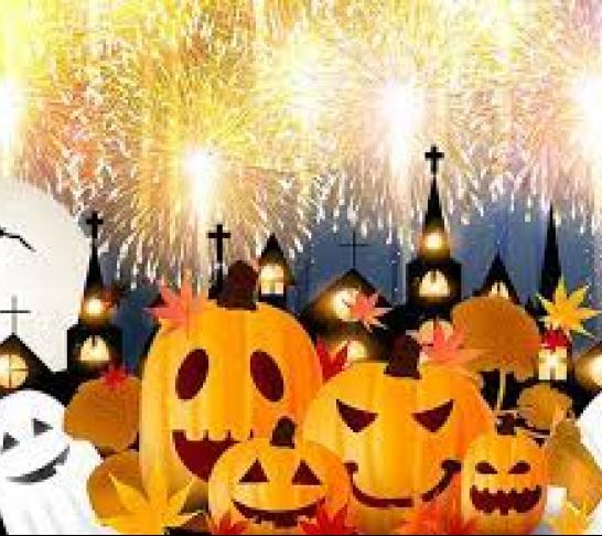 Bristol Club & Area | Halloween Fireworks Event