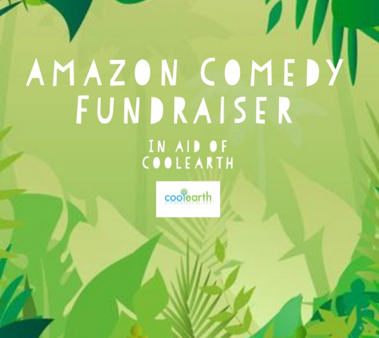 Amazon Forest Fire Comedy Fundraiser