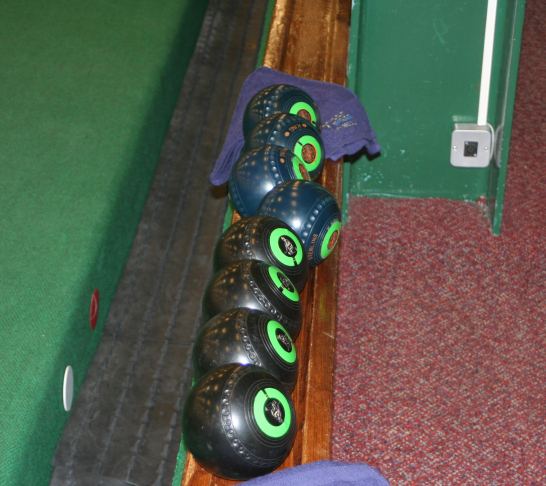 Midlands Indoor Bowls Triples Tournament
