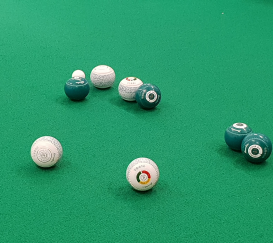 Eastern Region Indoor Bowls Singles and Pairs Tournament