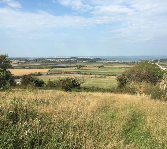 National | Isle of Wight Walking Trip